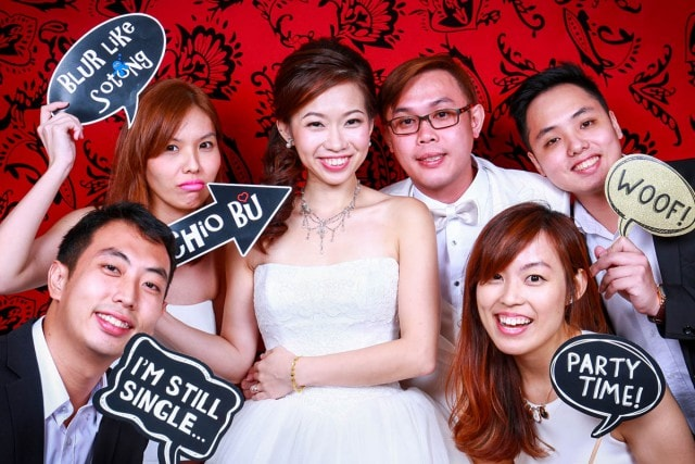 singapore photobooths for weddings
