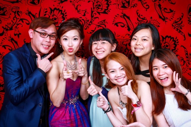 instant photo booth singapore price