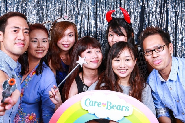 instant photo booth singapore,