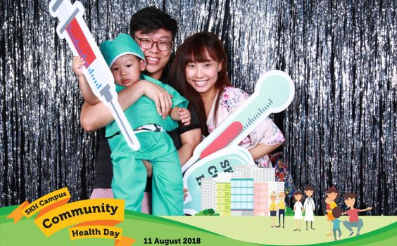 Sengkang General Hospital Campus Community Health Day