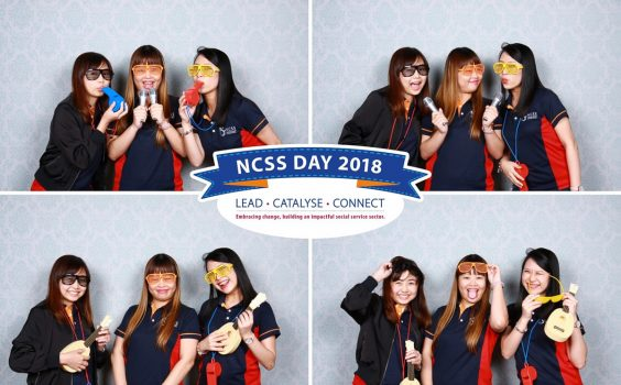 National Council of Social Service Day @ Singapore Expo