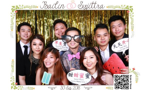 Bailin and Sujittra's Wedding Day at Four Points by Sheraton