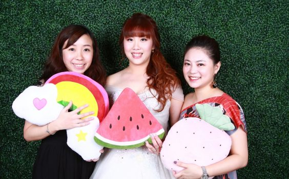 The Wedding Celebration of Benny and Ziqin at Hotel Jen Tanglin Singapore
