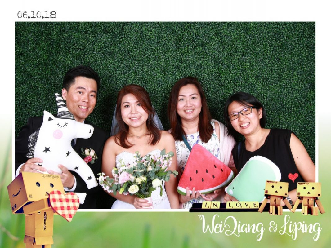 Weiqiang & Liping's Wedding At Sofitel Singapore Sentosa