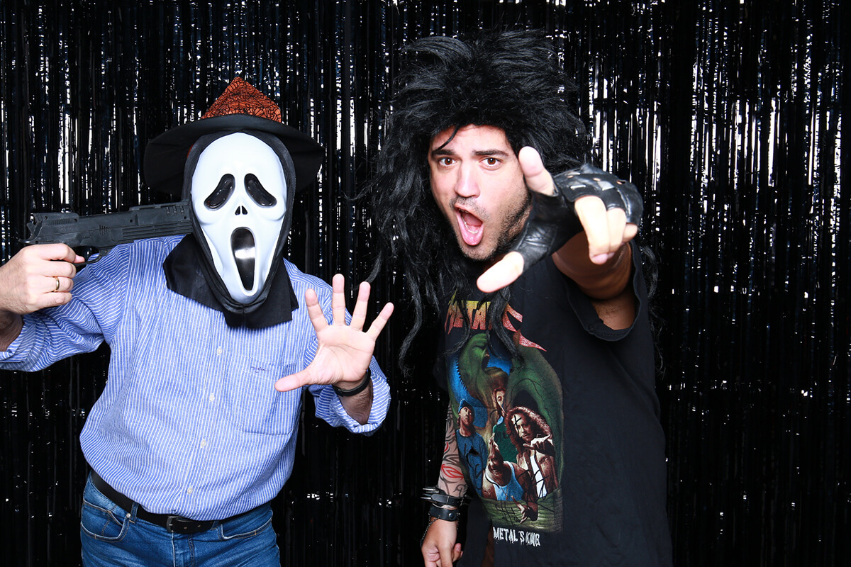 Havas Media's Halloween Night Party