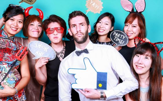 HOW OUR PHOTO BOOTHS MAKE USE OF TECHNOLOGY