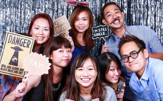 WHY A PHOTO BOOTH IS PERFECT FOR ALL TYPES OF GUESTS