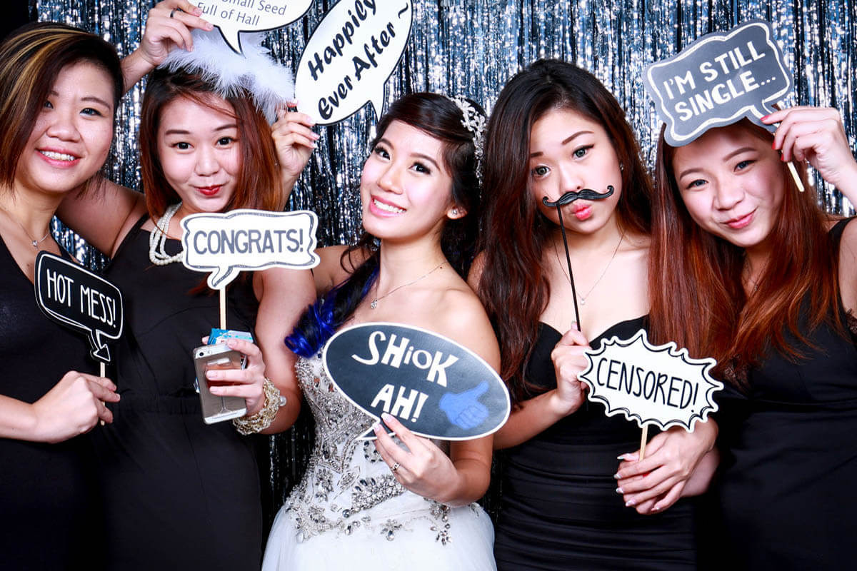 Photo Booths: A Source Of Entertainment For Everyone!