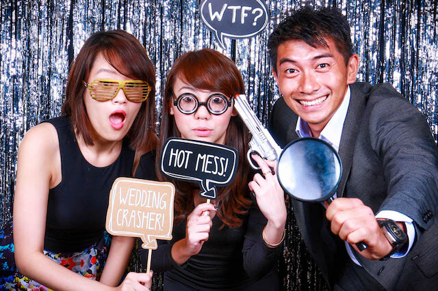 Photo Booth, Wedding Photo Booth Singapore