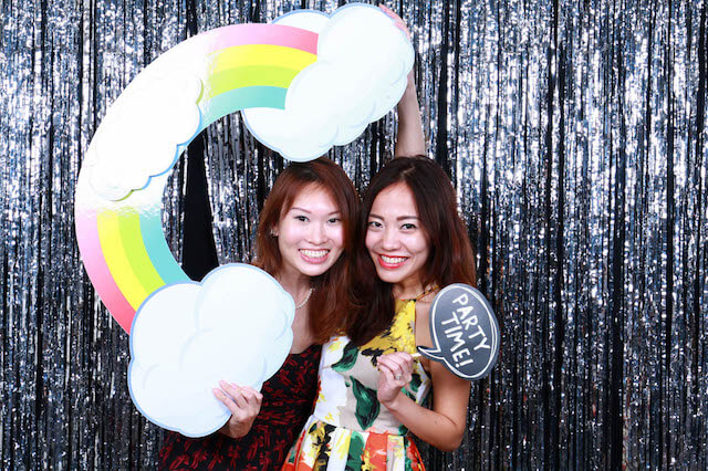 Photo Booth Singapore, Wedding Photo Booth Singapore
