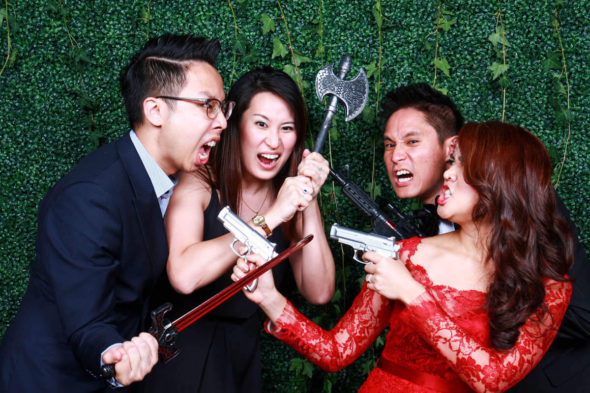 THE IMPORTANT PURPOSE OF WEDDING PHOTO BOOTHS