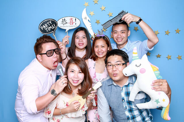 Instant Photo Booth, Instant Photo Booth Singapore