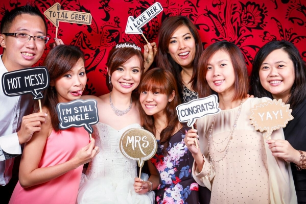 Singapore Photo Booth Rental