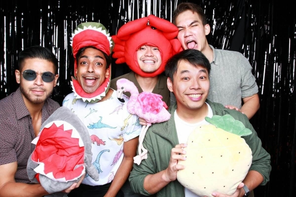 Singapore Affordable Photo Booth
